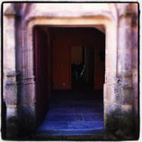 Porte château Pionsat 1